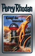 Clark Darlton: Perry Rhodan 56: Kampf der Immunen (Silberband) ★★★★
