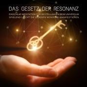 Das Gesetz der Resonanz: Geführte Einschlaf-Meditation für Bestellungen beim Universum - Spielend leicht die eigenen Wünsche manifestieren