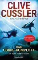 Clive Cussler: Das Osiris-Komplott ★★★★