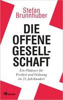 Stefan Brunnhuber: Die offene Gesellschaft ★★