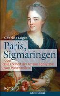 Gabriele Loges: Paris, Sigmaringen ★★★★
