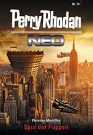 Christian Montillon: Perry Rhodan Neo 79: Spur der Puppen ★★★★