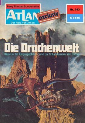 Atlan 243: Die Drachenwelt