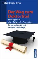 Helga Knigge-Illner: Der Weg zum Doktortitel ★
