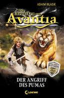 Adam Blade: Die Chroniken von Avantia 3 - Der Angriff des Pumas