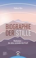 Pablo d'Ors: Biographie der Stille ★★★★