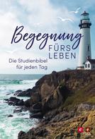 """: Begegnung fürs Leben, Motiv """"Leuchtturm"""""""