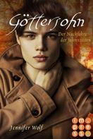 Jennifer Wolf: Göttersohn. Der Nachfahre der Jahreszeiten (Buch 6) ★★★★