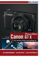 Dr. Kyra Sänger: Canon PowerShot G7X