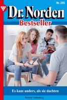 Patricia Vandenberg: Dr. Norden Bestseller 295 – Arztroman ★★★