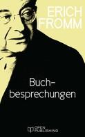 Erich Fromm: Buchbesprechungen ★★★★★
