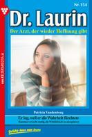 Patricia Vandenberg: Dr. Laurin 154 – Arztroman ★★★★