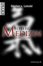 Bittere Medizin - Ein Weserbergland-Krimi