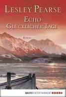 Lesley Pearse: Echo glücklicher Tage ★★★★★