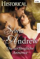 Sylvia Andrew: Die verfängliche Annonce ★★★