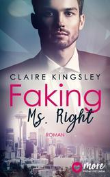 Faking Ms. Right - Deutsche Ausgabe