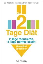 Die 2-Tage-Diät - 2 Tage reduzieren, 5 Tage normal essen - Garantiert abnehmen