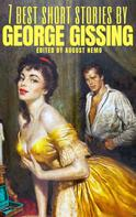 George Gissing: 7 best short stories by George Gissing