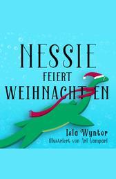 Nessie feiert Weihnachten