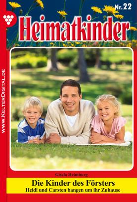 Heimatkinder 22 – Heimatroman