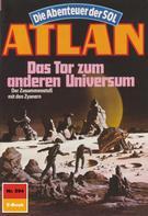 Falk-Ingo Klee: Atlan 594: Das Tor zum anderen Universum ★★★★