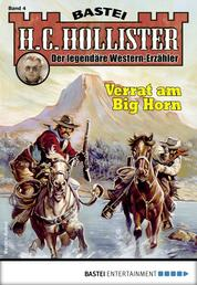 H.C. Hollister 4 - Western - Verrat am Big Horn