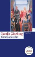 Natalia Ginzburg: Familienlexikon ★★★★