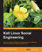 Rahul Singh Patel: Kali Linux Social Engineering