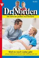 Patricia Vandenberg: Dr. Norden 692 – Arztroman ★★★