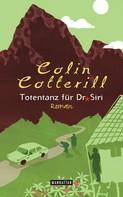 Colin Cotterill: Totentanz für Dr. Siri ★★★★