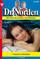 Patricia Vandenberg: Dr. Norden 609 – Arztroman ★★★★