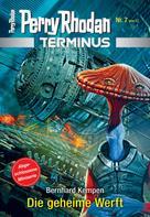Bernhard Kempen: Terminus 7: Die geheime Werft ★★★★