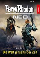 Kai Hirdt: Perry Rhodan Neo 247: Die Welt jenseits der Zeit ★★★★★