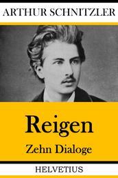 Reigen - Zehn Dialoge