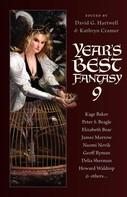 David G. Hartwell: Year's Best Fantasy 9