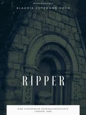 Ripper - Eine (fast) klassische Jack the Ripper Geschichte