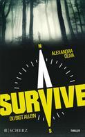 Alexandra Oliva: Survive - Du bist allein ★★★