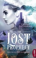 Carina Zacharias: The Lost Prophecy - Das Reich der Elemente ★★★