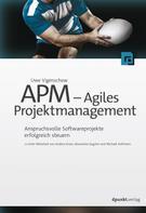 Uwe Vigenschow: APM - Agiles Projektmanagement ★★★★