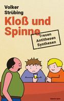 Volker Strübing: Kloß und Spinne ★★