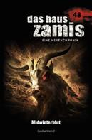 Susan Schwartz: Das Haus Zamis 48 - Midwinterblut ★★★★★