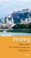 Hubert Nowak: Lesereise Salzburg