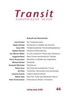 Claus Offe: Transit 44. Europäische Revue