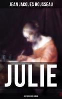 Jean-Jacques Rousseau: JULIE