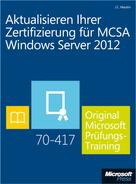 J.C. Mackin: Aktualisieren Ihrer Zertifizierung für MCSA Windows Server 2012