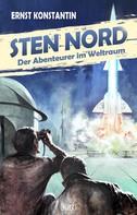 Ernst Konstantin: Sten Nord - Der Abenteurer im Weltraum ★★★★★