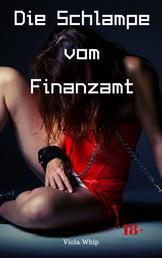 Die Schlampe vom Finanzamt - BDSM Story
