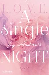 A single night - Roman