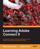 Milos Vucetic: Learning Adobe Connect 9