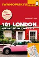 Lilly Nielitz-Hart: 101 London - Reiseführer von Iwanowski ★★★★